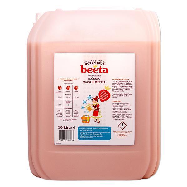 Beeta liquid Detergents | Biobased Database